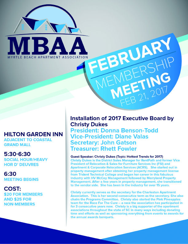 MBAA February Membership Meeting Flyer (2)